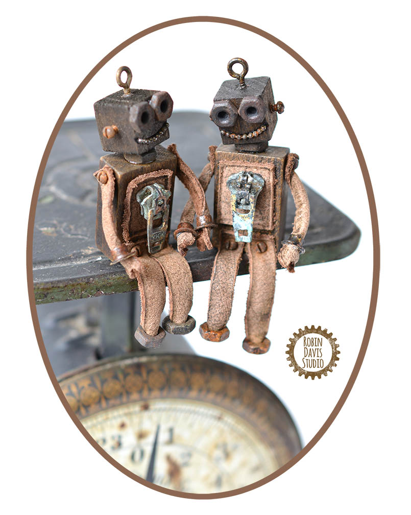 My Minibots Pair RDS