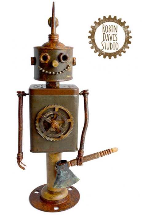 TinMan Robin Davis Studio 10