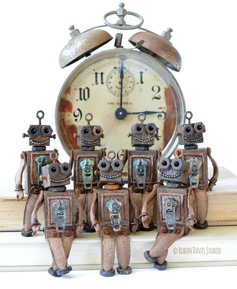 My Minibots Time RDS